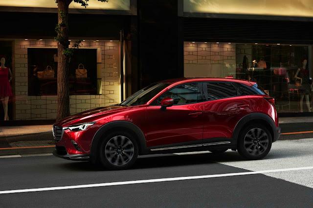 2020 Mazda CX-3 Review