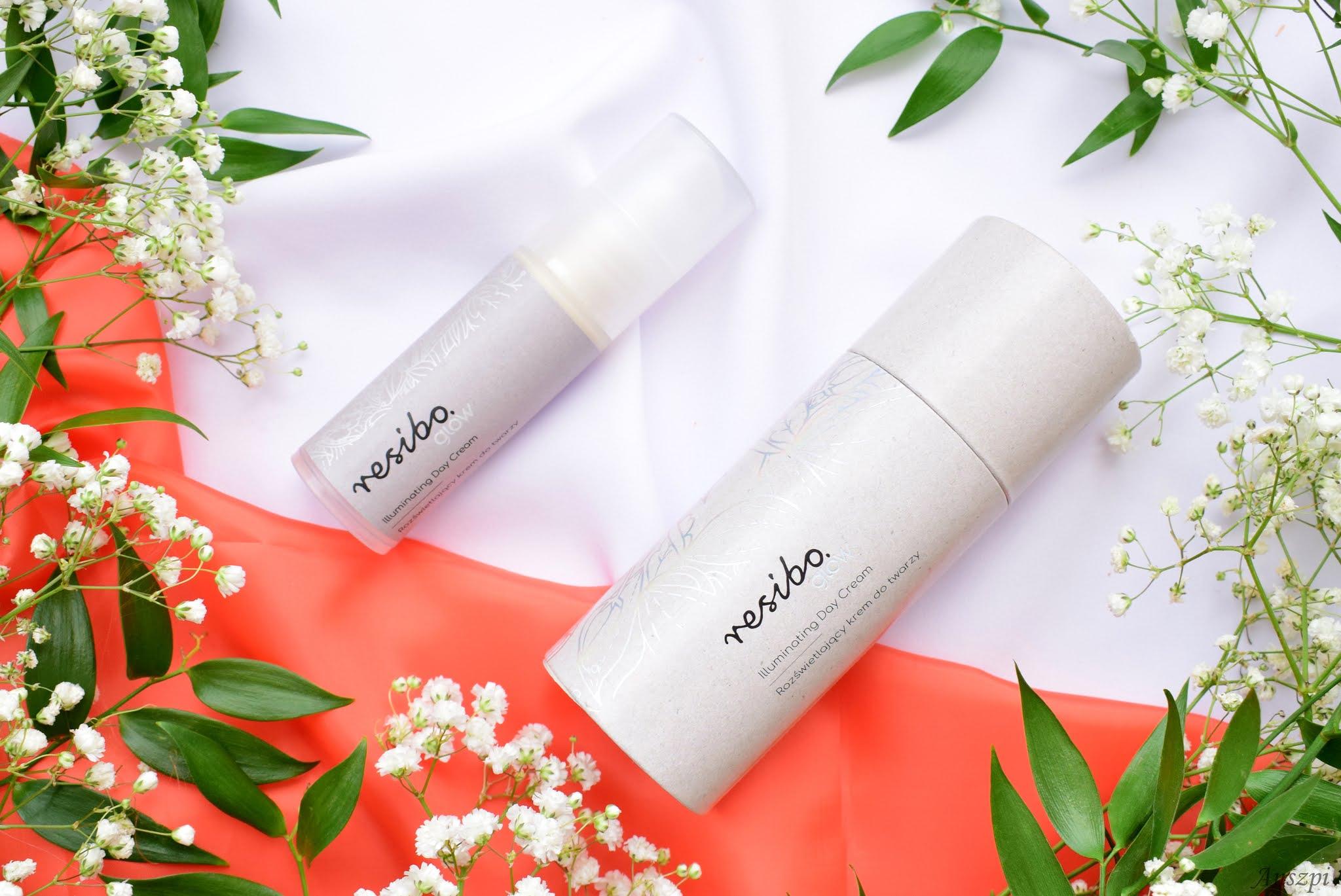 Rozświetlający krem do twarzy- Glow  Illuminating Day Cream