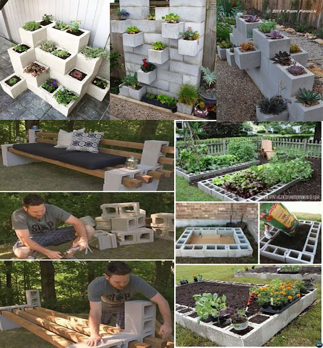 CONCRETE BLOCK HOME DESIGN IDEAS