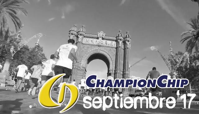 Lliga Championchip - Septiembre 2017
