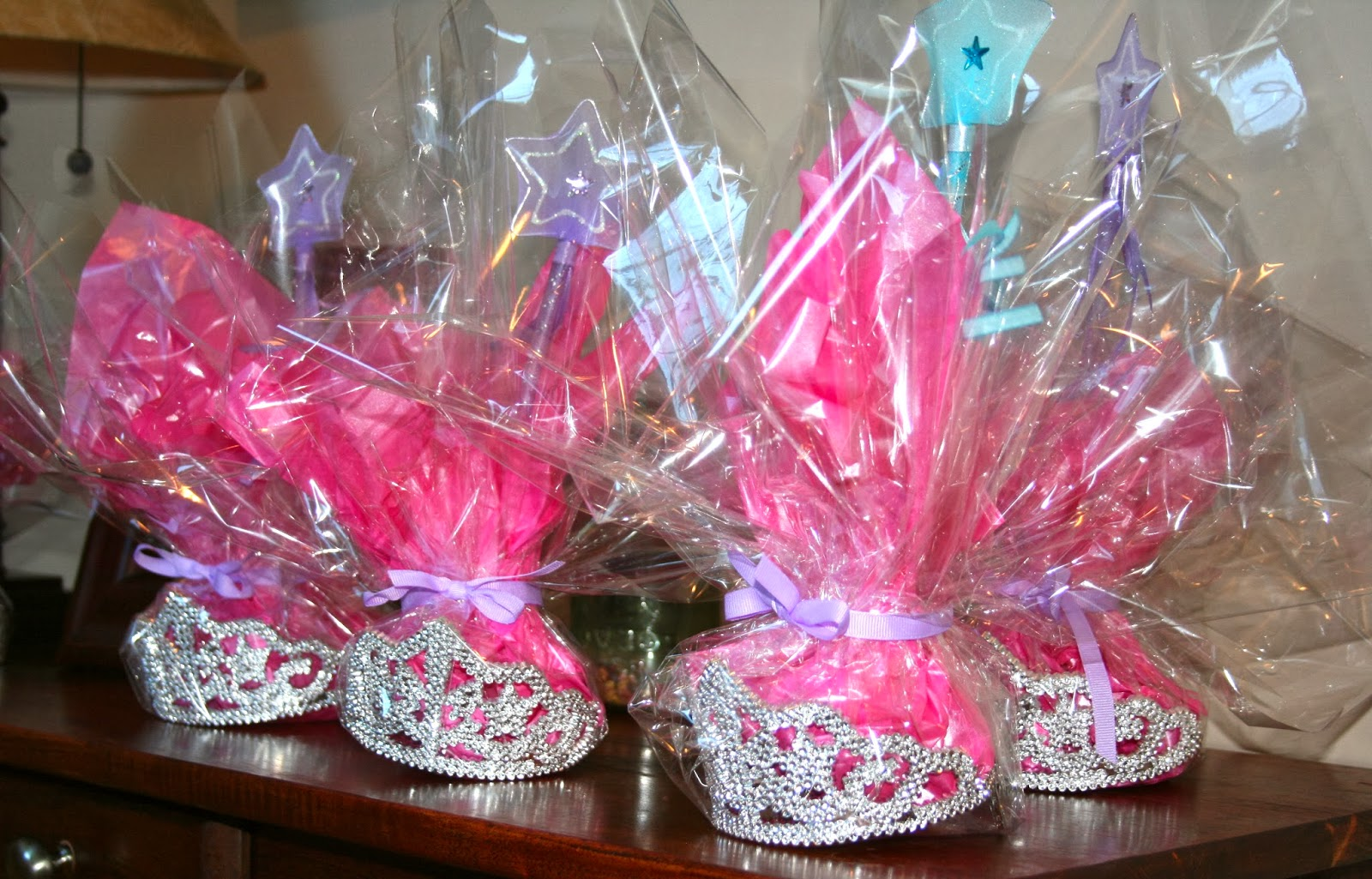 Party Favors Pinterest Creation