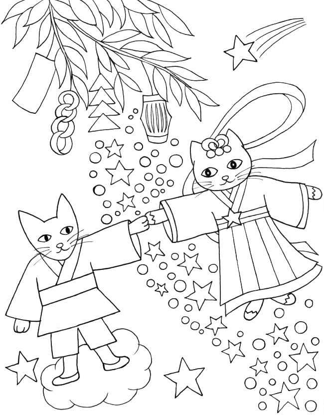 The Big Sleep: Star Festival (Tanabata)
