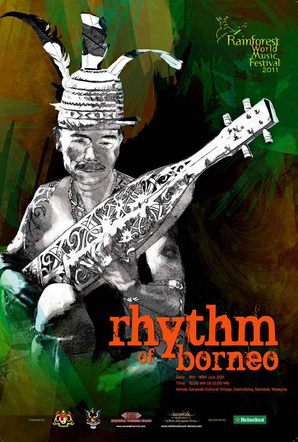 Sarawak Rainforest World Music Festival