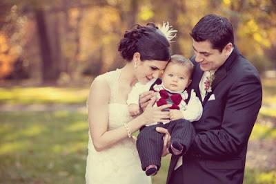 sposarsi con figlio