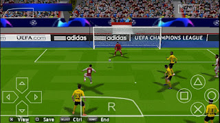 Download PES 2021 ISO PPSSPP Android Full Transfer Of 2021 Season Screenshot