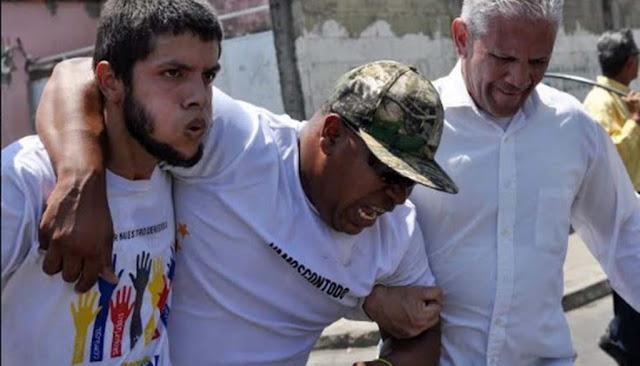 Colectivos que asediaron visita de la ONU en 2019 coordinaron ataque a Guaidó