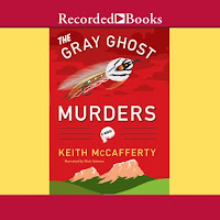 Review of The Gray Ghost Murders by Kieth McCafferty
