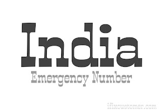 Emergency contact numbers list in india