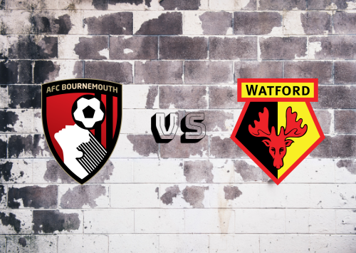 AFC Bournemouth vs Watford  Resumen