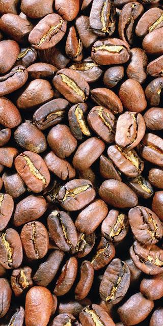 Papel de Parede para Celular, Imagem para Celular Grãos de Café, Full hd