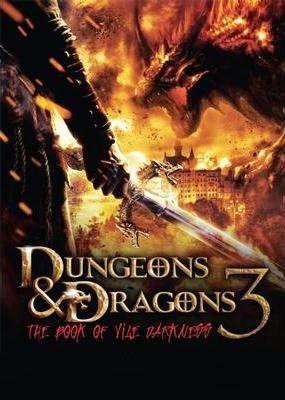 Dungeons e Dragons: O Livro da Escuridão Dublado