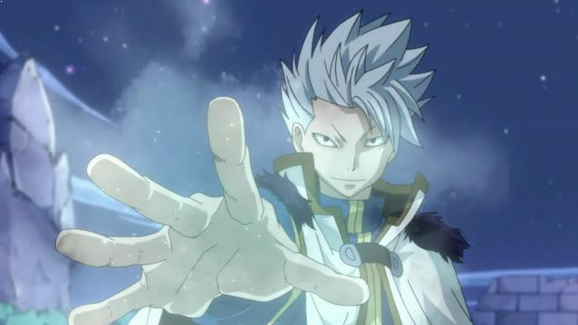 Lyon Vastia ( Fairy Tail ) - Top Strongest Anime Characters with Ice Power