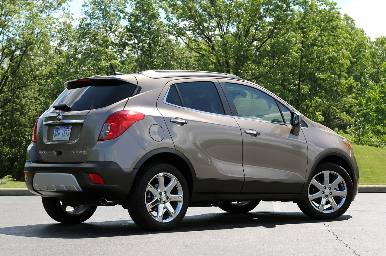 © Automotiveblogz: 2013 Buick Encore: Review Photos