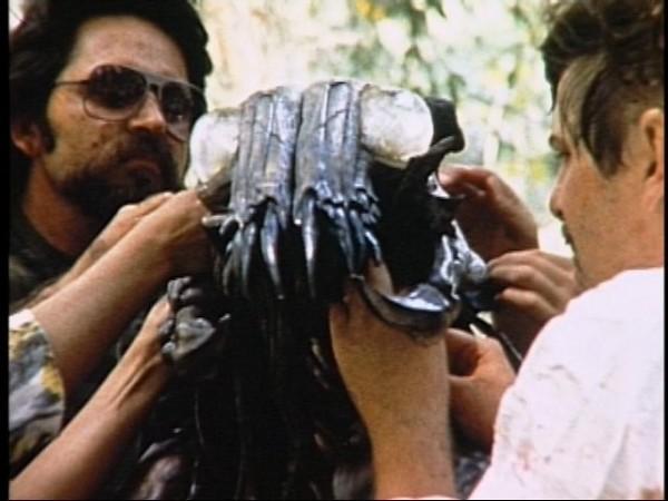 La cabeza del Depredador original