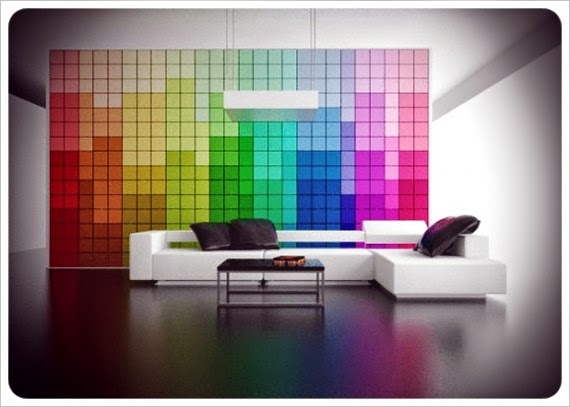 Memperbarui Ruangan Menggunakan Warna Baru