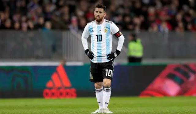 """World Cup 2018: Argentina tung đội hình """"hàng chợ"""", fan sợ Messi đơn độc 2"""