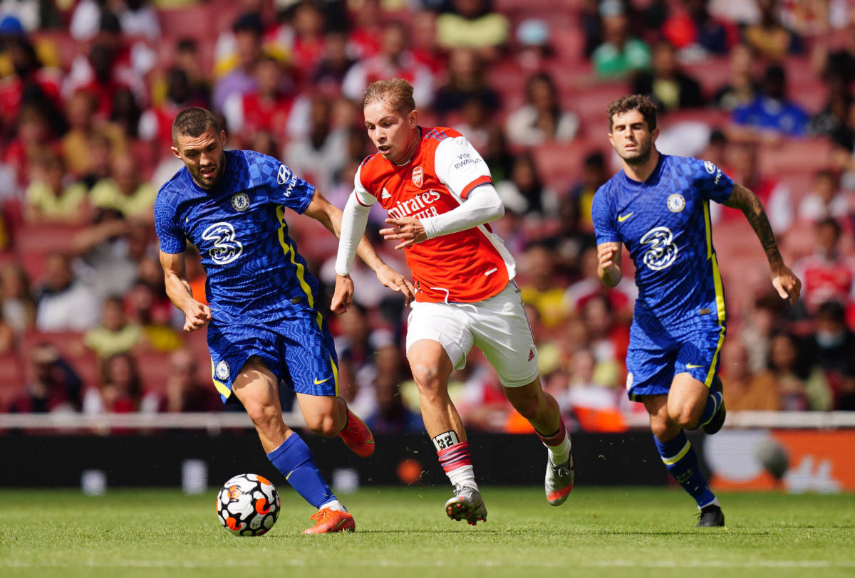 Old rivalries will be renewed as Chelsea travel to the Emirates stadium