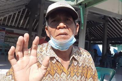 Terharu, Tukang Becak Ini Akhirnya Dapat Bantuan Pemerintah Setelah Pak RT diganti