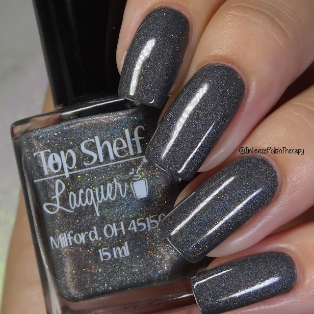 Top Shelf Lacquer Back to the Boozeics