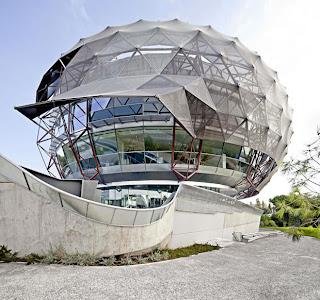 Diseño de edificio barcelona
