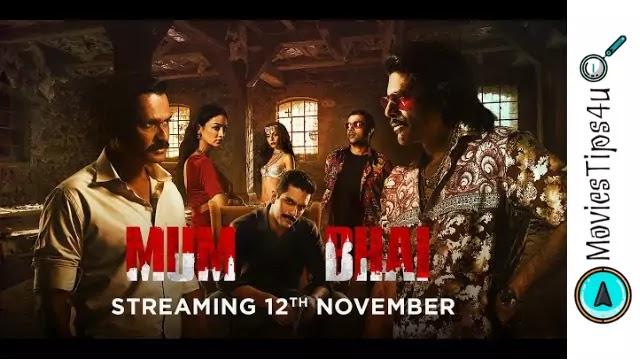 Mum Bhai (ALT Balaji) Web series Cast Release Date Trailer Wiki
