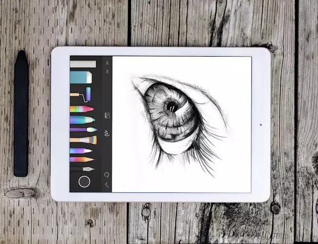 افضل تطبيق رسم بورتريه للمويايل