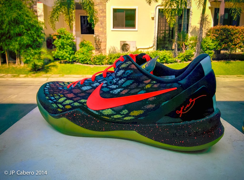 69ce284a077 The Kobe 8 SS was everything the other colorways provide. It was light as  it measured only 9.8 oz on a US size 9. It has that low to the ground feel  ...