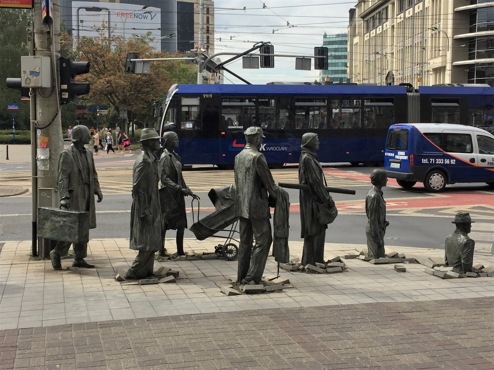 Monumento del passante anonimo