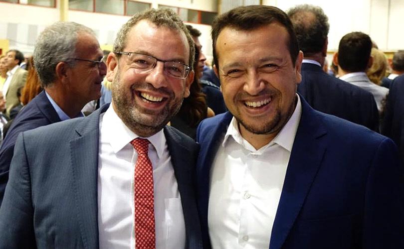 Νίκος Παππάς - Γιώργος Χριστοφορίδης