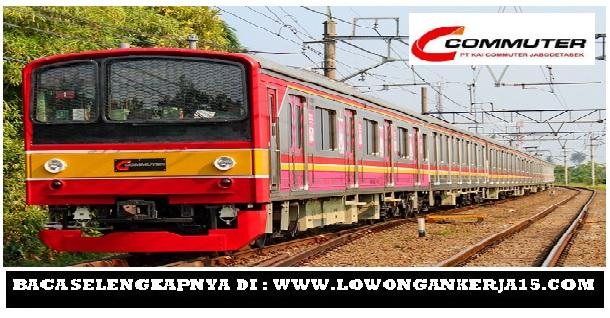 Lowongan Kerja  Rekrutmen Terbaru PT Kereta Commuter Indonesia Minimal SMA    Agustus 2018