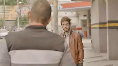 Belizário (Tuca Andrada) mata Vicente (Bruno Garcia)