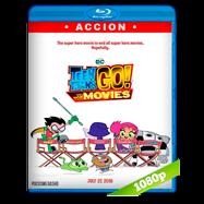 ¡Jóvenes Titanes en acción! La película (2018) Full HD 1080p Audio Dual Latino-Ingles