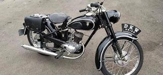 Jual Motor Antik DKW Union Tahun 56