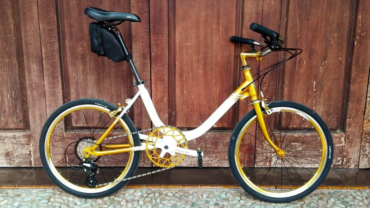 Sepeda Mini Track