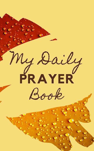 My Daily Prayer Book | 10 Beautiful Blank Paperback Prayerbook Writing Journals
