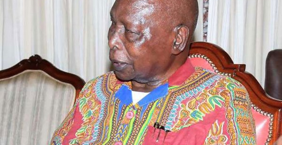President Moi Rushed Back To Hospital After Discharge dead moi dead