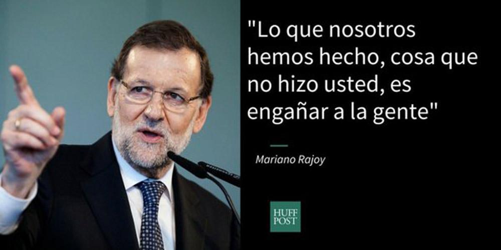 El Blog De Salguero Las Mejores Y Absurdas Frases De Rajoy