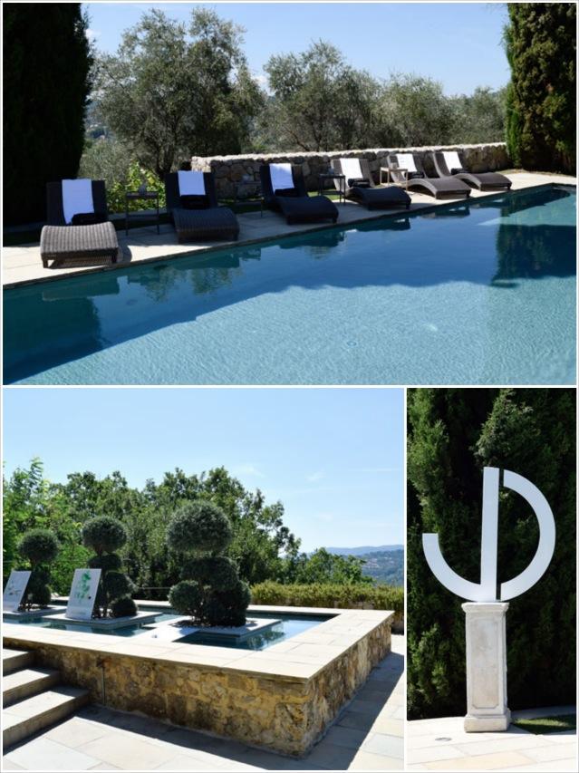 Dessange Paris, Launch, die Edelfabrik, Infinity Pool, Villa, Impressionen