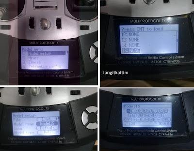 Cara Hubungkan Eachine E010 ke Jumper T8SG