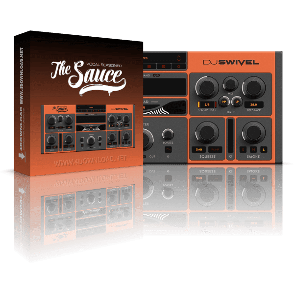 DJ Swivel The Sauce v1.2 Full version