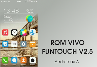 ROM Vivo Functouch OS v2.5 Untuk Andromax A