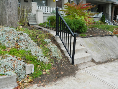 Upper Beaches Toronto Fall Cleanup After by Paul Jung Gardening Services--a Toronto Organic Gardening Company
