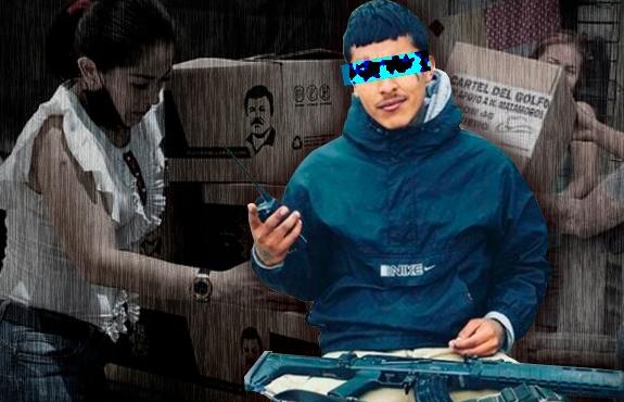 Estos son los  carteles en México otorgan 'préstamos' y dan despensas ante la pandemia