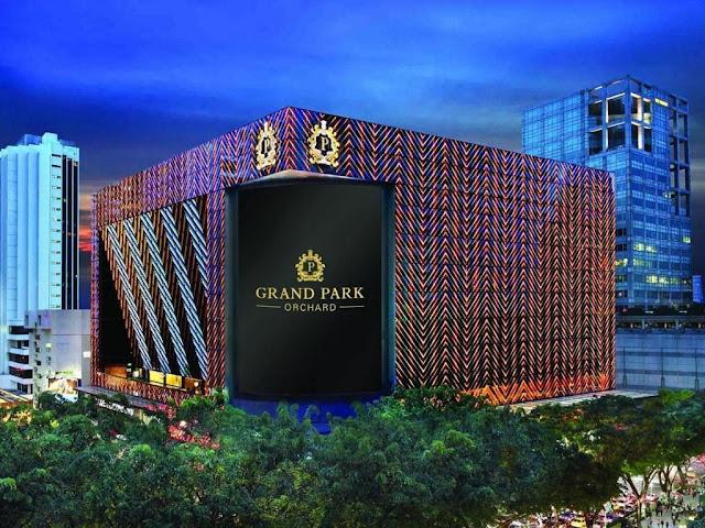 Pilihan Hotel Dipusat Orchard Road