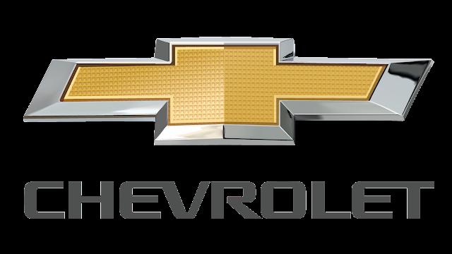 Logo Chevrolet com Plano de fundo Transparente