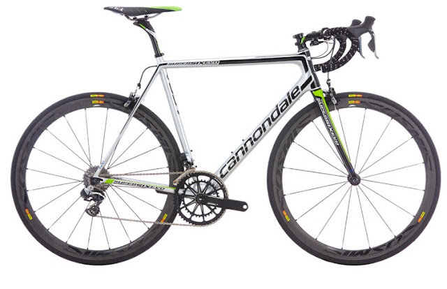 Cannondale team Cannondale SuperSix Evo Hi-MOD