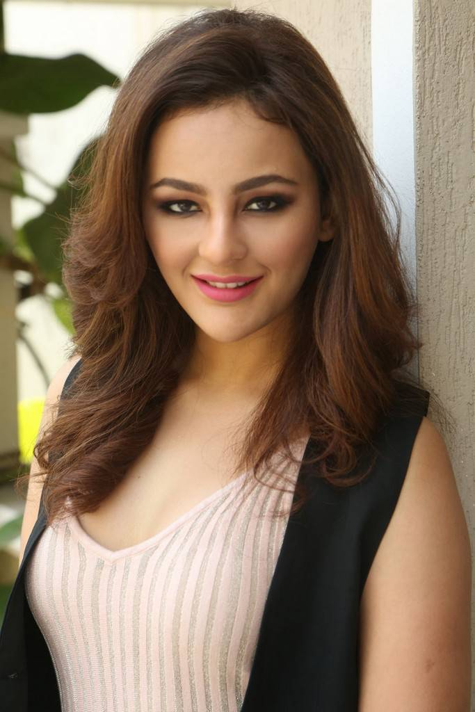 Desi Actress Pictures Seerat Kapoor Stills At Touch Chesi -8685