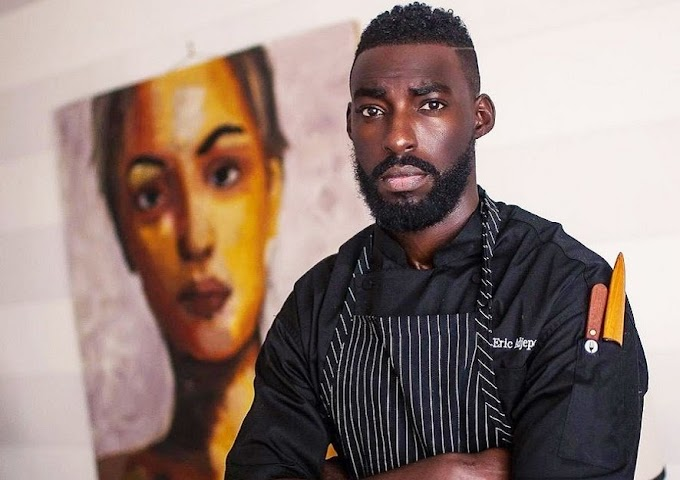 Ghanaian-American chef paints a picture of the slave trade through food