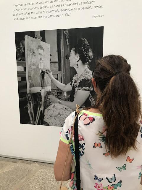 Frida Kahlo, as suas fotografias