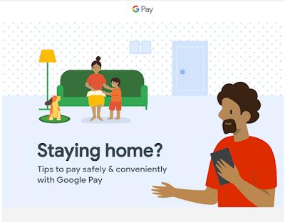 Google Pay से 7 आसान भुगतान जो आप घर से कर सकते हैं